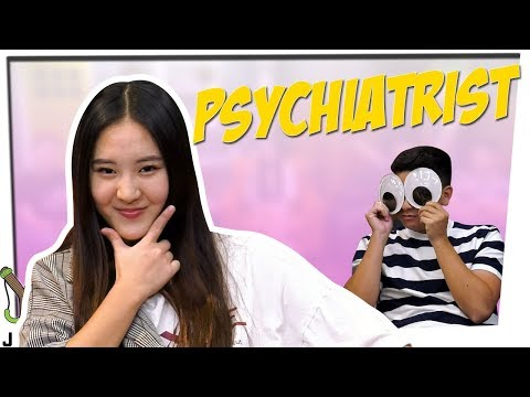 WE STAN MEGAN!   Psychiatrist Ft. Megan Lee