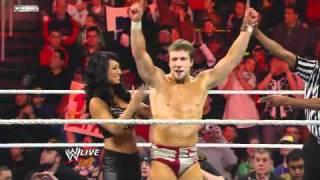 Raw  Daniel Bryan vs. Tyson Kidd