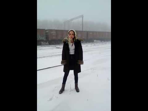 Изображение предпросмотра прочтения – ОльгаВойтина читает произведение «На железной дороге» А.А.Блока
