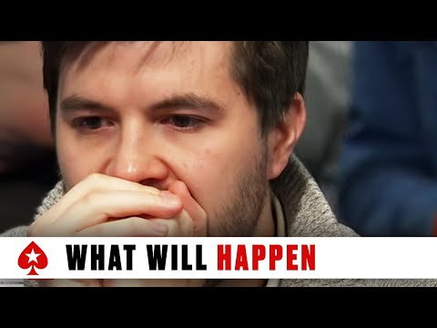 Four Way All In Poker Hand - Triple Bust-Out Bonanza at EPT Prague | PokerStars