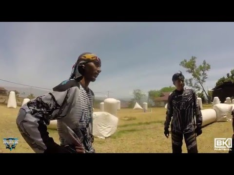DBE Paintball Clinic // Octosquad Batam // 1-3 April 2016