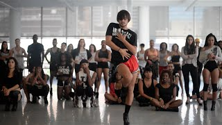 "YANIS MARSHALL HEELS CHOREOGRAPHY ""A LONG WALK"" JILL SCOTT. HEELS INTENSIVE NYC ALVIN AILEY"