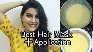 Hair Care: My Secret Hair Mask For All Your Hair Problems | Try This Out |