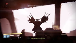 Destiny: The Taken King - Final Oryx Boss Fight (Regicide End Cutscene)