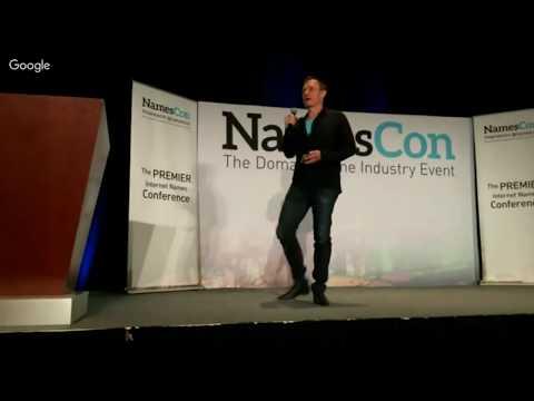 Frank Schilling Keynote Address (NamesCon 2016 Live)