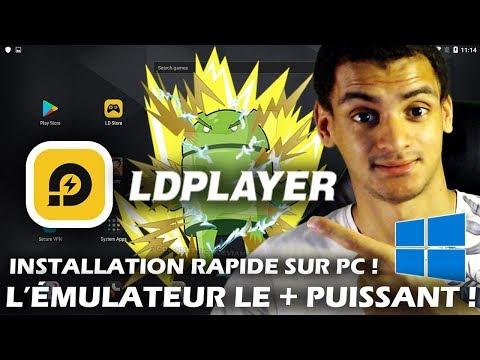 ► COMMENT INSTALLER LE MEILLEUR ÉMULATEUR ANDROID SUR PC EN 2021 ! | LDPlayer Tuto Optimisation ! FR