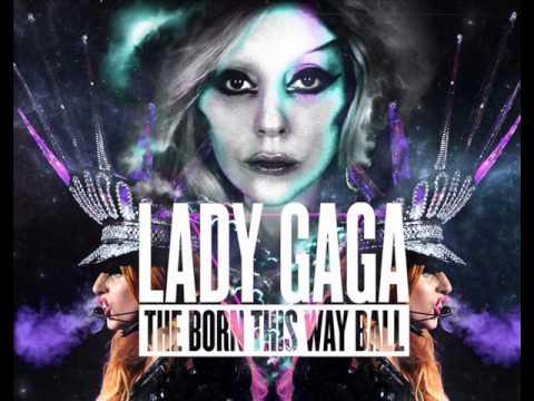 #03 Born This Way  (OFFICIAL SOUNDBOARD AUDIO) Born This Way Ball