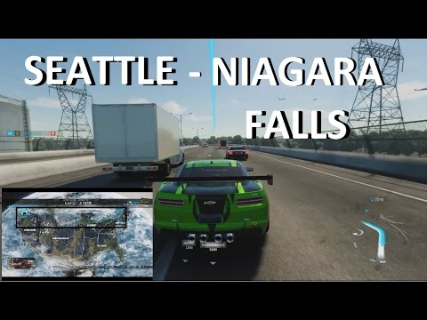 The Crew - Seattle to Niagara falls - PC Gameplay 1080p60