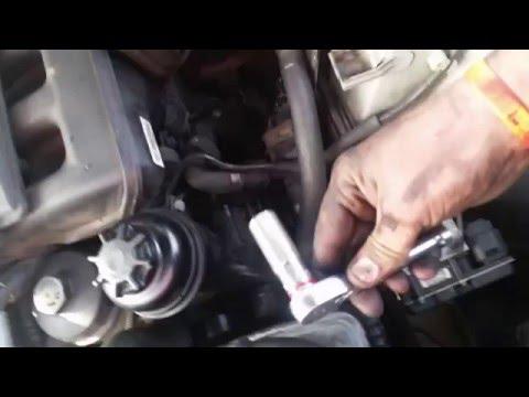 99-06 BMW X5 Alternator Remove Replace Install