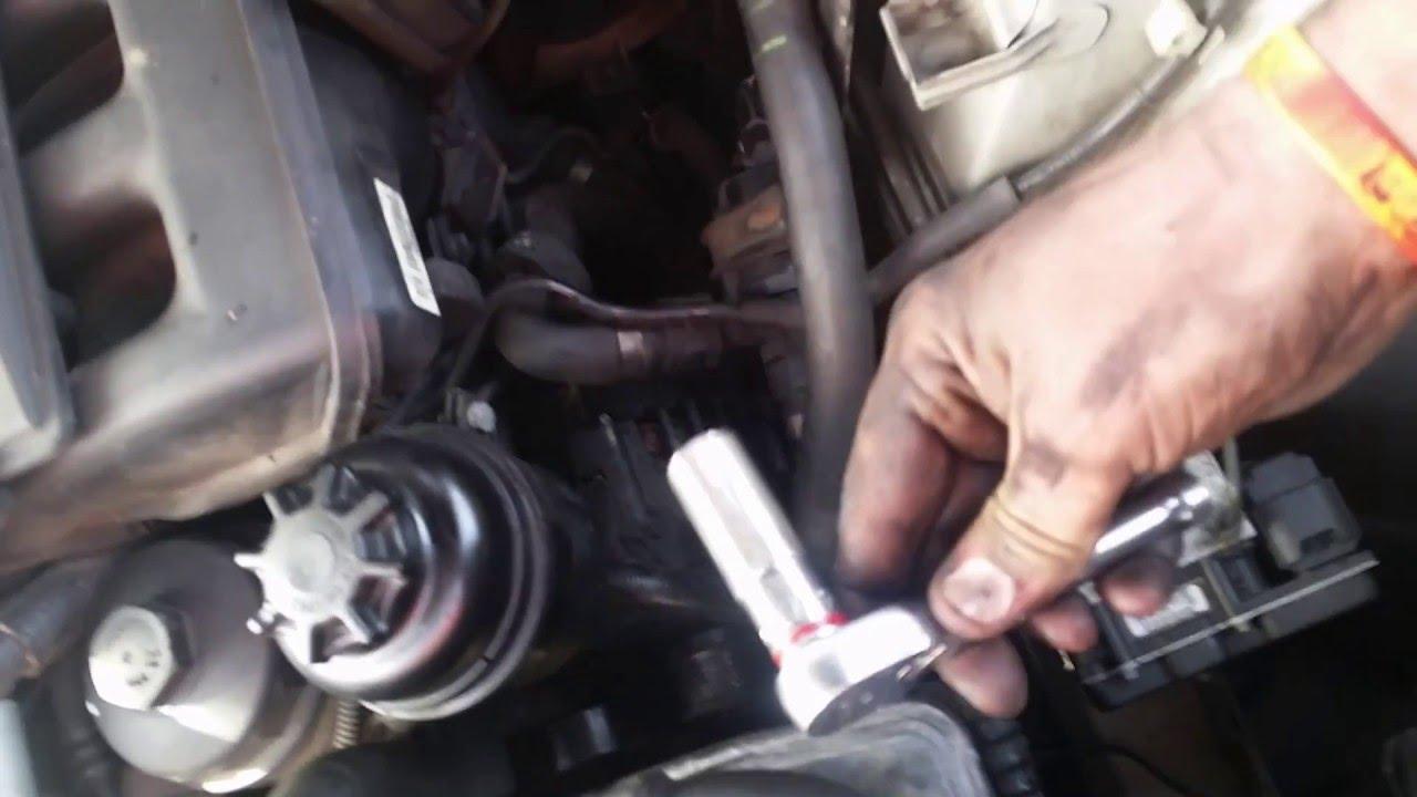 medium resolution of 99 06 bmw x5 alternator remove replace install youtube 2006 bmw x5 alternator wiring diagram
