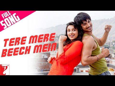 Tere Mere Beech Mein - Full Song | Shuddh Desi Romance | Sushant Singh Rajput | Parineeti Chopra