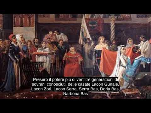 Giudicato Di Arborea - YouTube