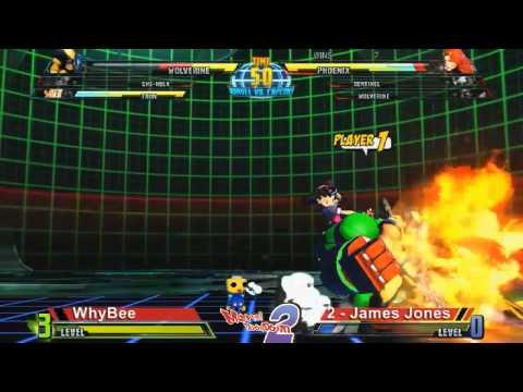 Whybee vs James Jones (Grand Finals) - Marvel Throwdown 2 @ Metropolis Comics And Toys