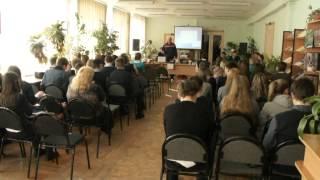 Встреча в библиотеке в рамках Международного дня ГО