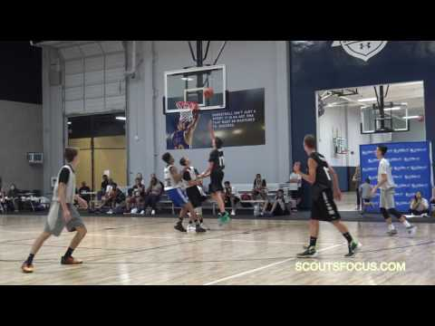 TM1 179 Max Schmitz 6'6 175 Head Royce School CA 2017 Highlights