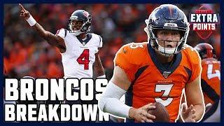 Deshaun Watson, Houston Texans take on Drew Lock, Denver Broncos at home | Extra Points