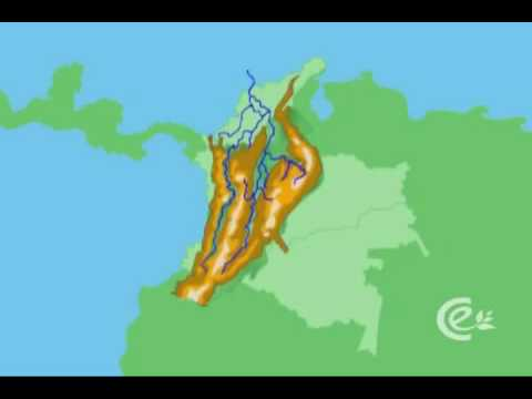 Regiones Naturales de Colombia 1  YouTube