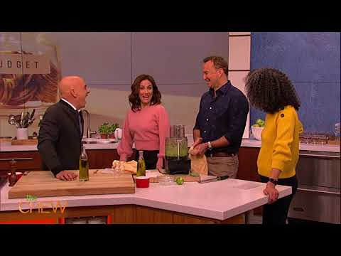 Laura Benanti Shares Her Most Epic Broadway Fail on The Chew