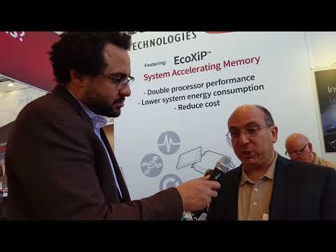 Adesto Technologies at Embedded World 2018