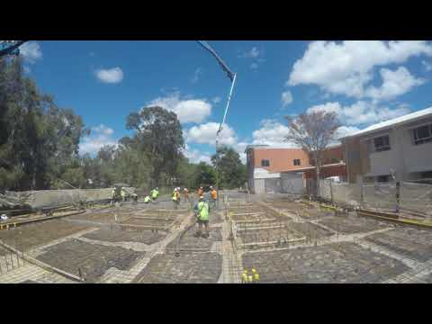 MG CONSTRUCTIONS THORNLANDS RSL RAC PART 1  660m2 Slab on Ground