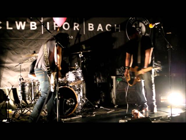 THIS IS WRECKAGE - LIVE @ CLWB IFOR BACH - SWN FESTIVAL - CARDIFF
