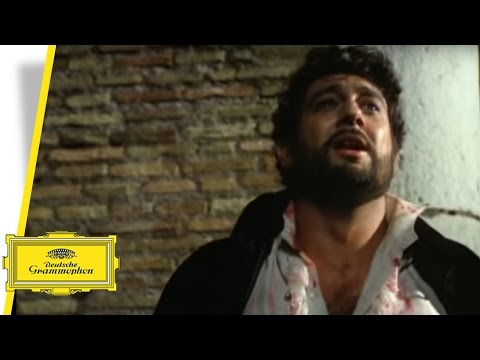 "Plácido Domingo  - Tosca, ""E lucevan le stelle"" - Puccini (Official Video)"