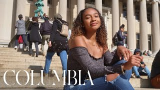 73 Questions With A Columbia University Student