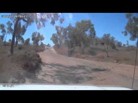 Video 39 - Great Northern Highway - To Walardi Camping Site in Purnululu NP