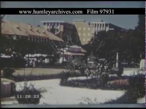 Dar Es Salaam Tanzania, 1950s - Film 97931