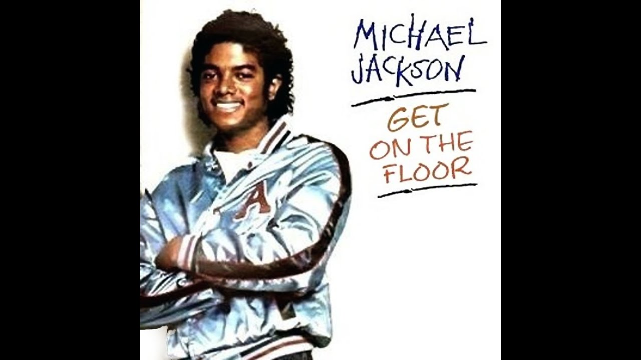 Michael Jackson ~ Get On The Floor 1979 Disco Purrfection Version