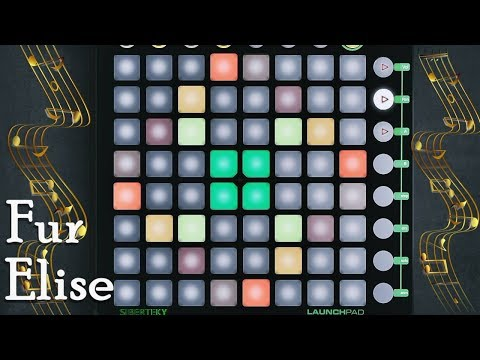 Fur Elise [Dubstep Remix] - UniPad - LauncPad | ANDROID