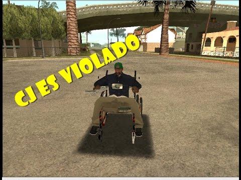 GTA San Andreas Loquendo - CJ Es Violado