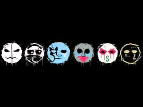 Hollywood Undead- Pain
