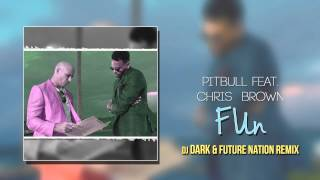 Pitbull - Fun feat.Chris Brown (Dj Dark & Future Nation Remix)