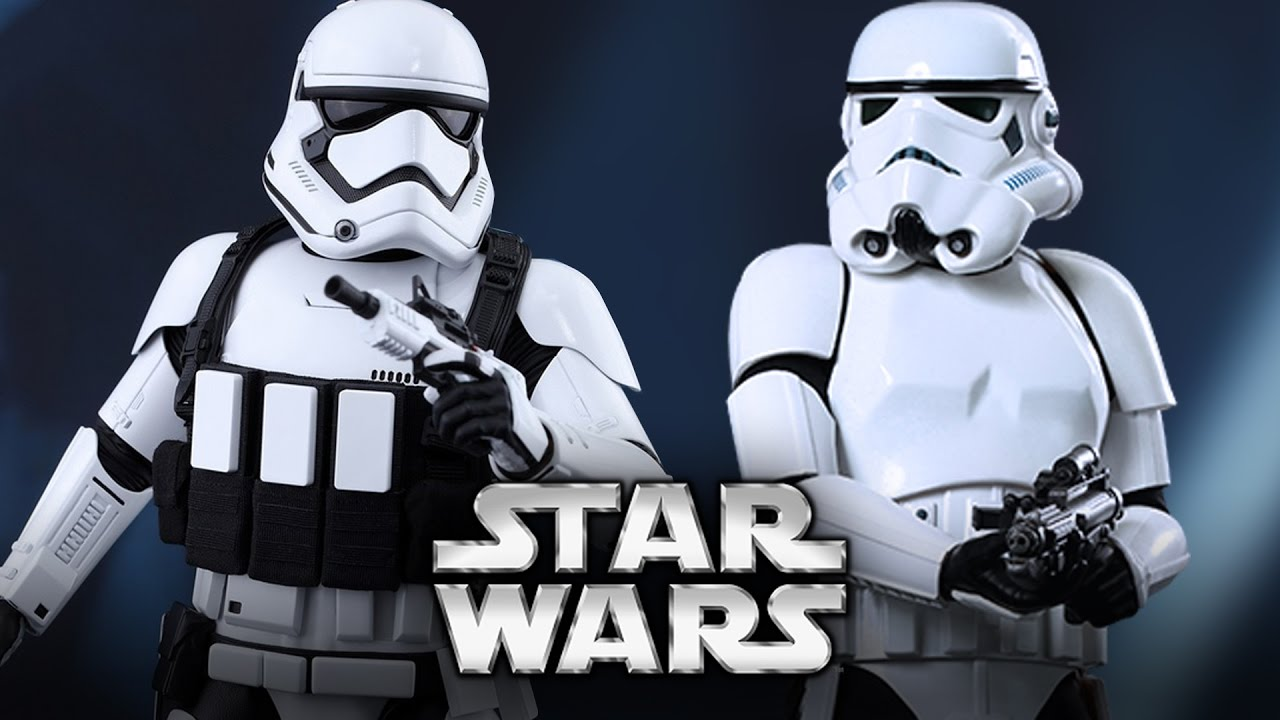 Why First Order Stormtroopers Are Far Superior To Imperial Troopers - Star  Wars Revealed c9b4f9b315