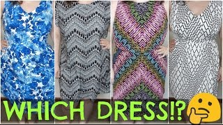 Help Me Pick A Dress! | Simultaneously Expand & Minimize Your Closet w/Gwynnie Bee