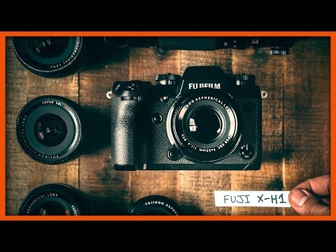 Fujifilm X-H1 Video Review - Good enough for Filmmakers?
