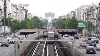 Paris Travel France Tourism Arc de Triomphe
