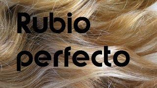 Rubio perfecto, cómo matizar el pelo rubio Thumbnail
