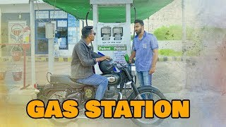 'Gas Station' A Film By Nabeel Afridi | Warangal Diaries