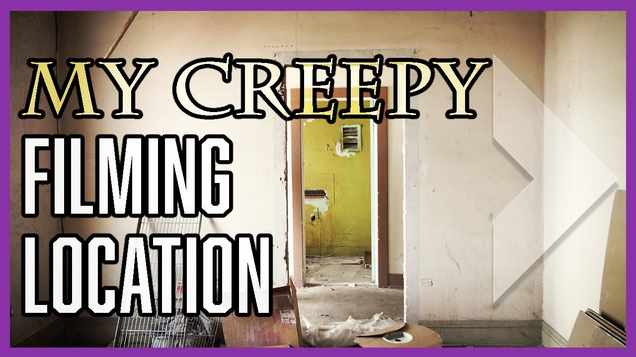 CREEPY SET GONE and Finding Your Voice | Production Vlog BTS #2