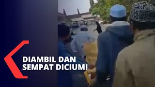 Viral Jenazah Diduga Corona Diambil Paksa di Malang, Sempat Diciumi Pula