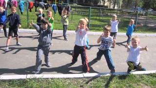 Урок физкультуры в начальной школе