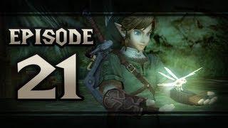 The Legend of Zelda: Twilight Princess - Episode 21 | Lake Hylia - Sidequests