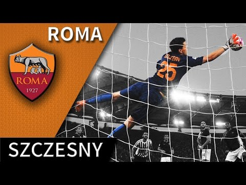 Wojciech Szczesny • Roma • Best Saves Compilation & Distributions • HD 720p