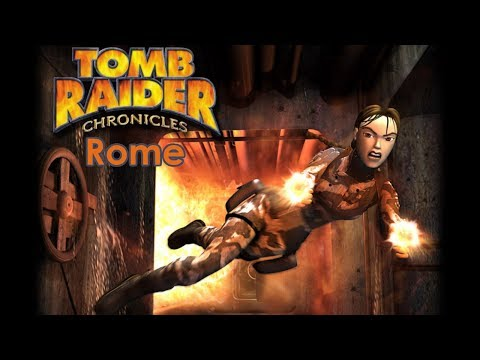 Tomb Raider V: Chronicles Walkthrough - Rome [All Secrets][Widescreen][PC]
