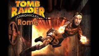 Tomb Raider V: Chronicles Walkthrough - Rome [All Secrets][Widescreen][PC]