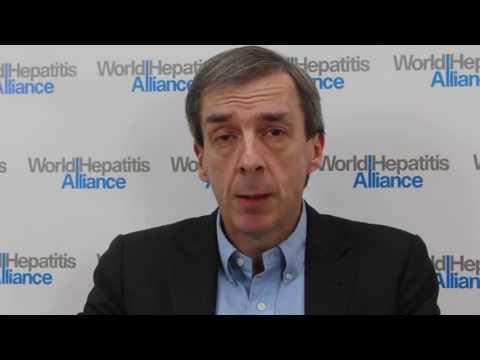 Charles Gore: World Hepatitis Alliance video for T...