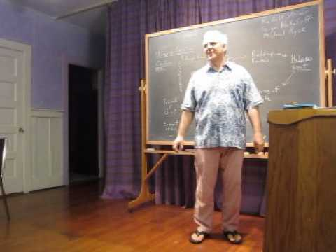 Forgiveness and Anthroposophy: Honolulu Lecture Part I