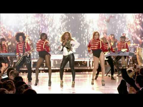 Beyonce: If I Were A Boy + Single Ladies  Performance 720p HD